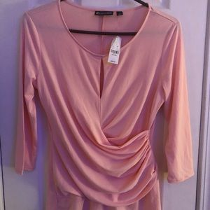Womens' Pink Blouse